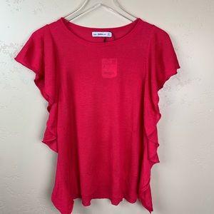 Zara Knit Blouse size S